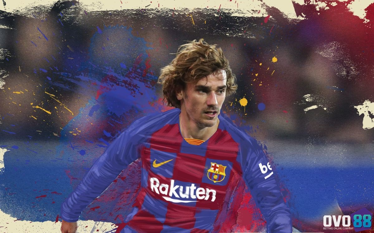 Griezmann resmi ke Barcelona