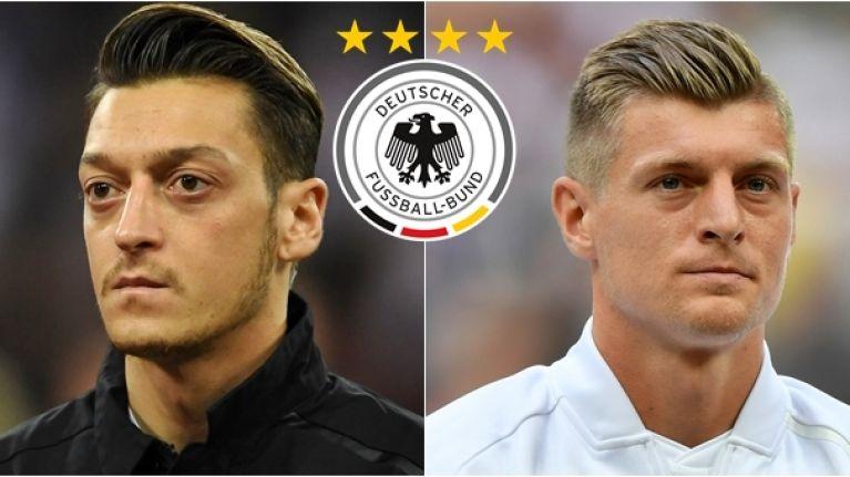 Dua Pemain Terbaik Yang Pernah Dimiliki Jerman, ujar Havertz