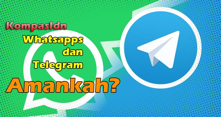 File WhatsApp dan Telegram Bisa Diretas dan Dimanipulasi untuk Penipuan