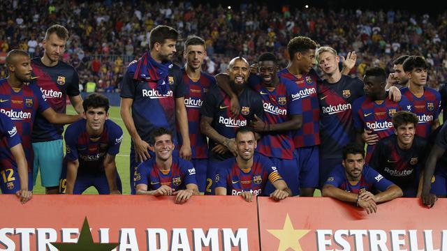 Barcelona Menjadi Juara Turnamen Trofeo Setelah Mengalahkan Arsenal