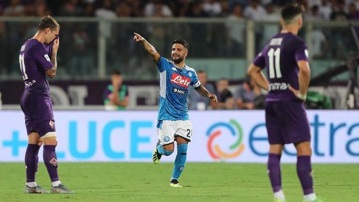 Banjir Gol di Pertandingan Antara Fiorentina Vs Napoli