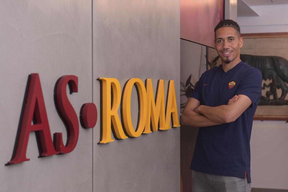 Buktikan Kualitasmu Smalling di Roma