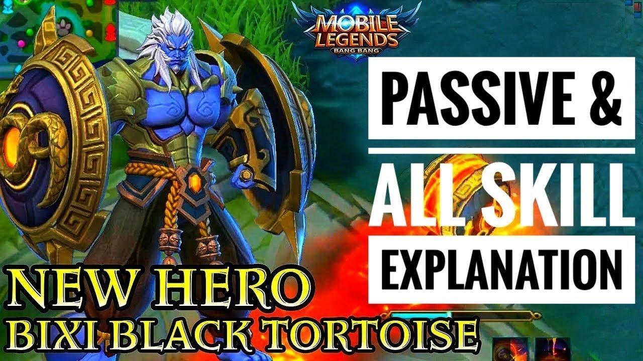 Intip Yuk, Skil dari Hero Baru Bixi Baxia Dari Mobile Legends