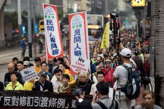 Pro-Hongkong dan Pro-China Terus Meningkatkan Ketegangan Di Australia