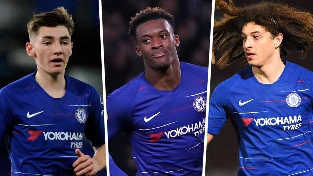 Perpaduan Pemain Tua Muda Di Chelsea