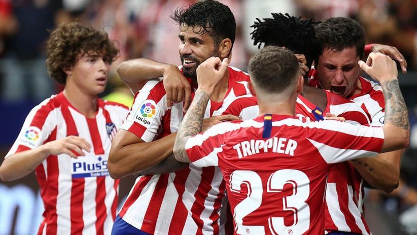 Atletico Madrid Menang Dramatis Setelah Ketinggalan 2-0