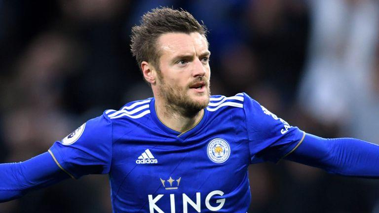 Jamie Vardy Bersinar, Leicester City Di Prediksi Masuk 4 Besar