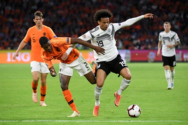 Prediksi Bola : Jerman vs Belanda 7 September 2019