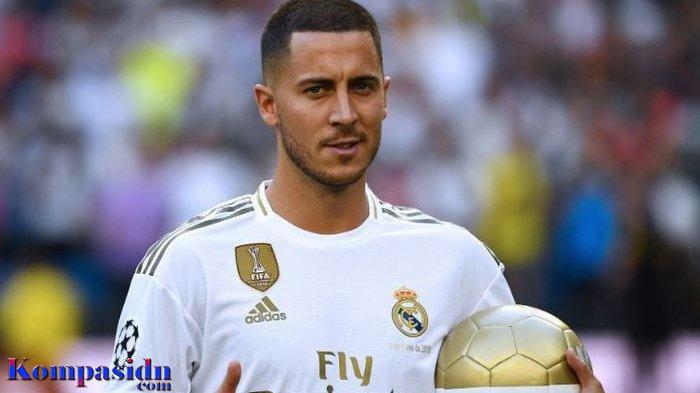 Kalau Malas-malasan, Hazard Seharusnya tak Pindah ke Real Madrid